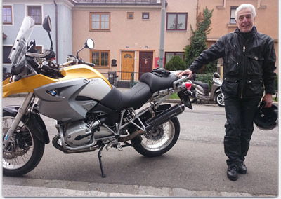 BMW 1200 GS Wilbers